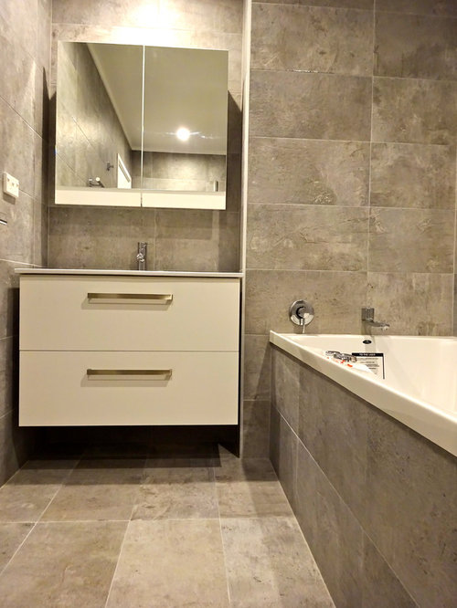 Auckland Bathroom Design Ideas Renovations Photos With An Alcove Tub