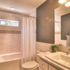 Traditional Bathroom by TTM Development Company
