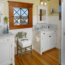 Traditional Bathroom by Baud Builders, Inc.