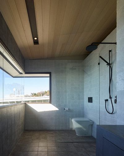 Contemporary Bathroom by Tim Ditchfield Architects
