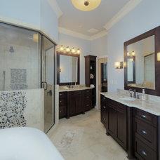 Traditional Bathroom by Artisan Custom Homes