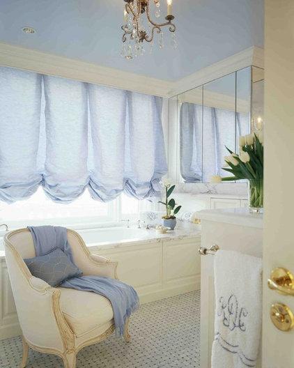 Traditional Bathroom by Kendall Wilkinson Design