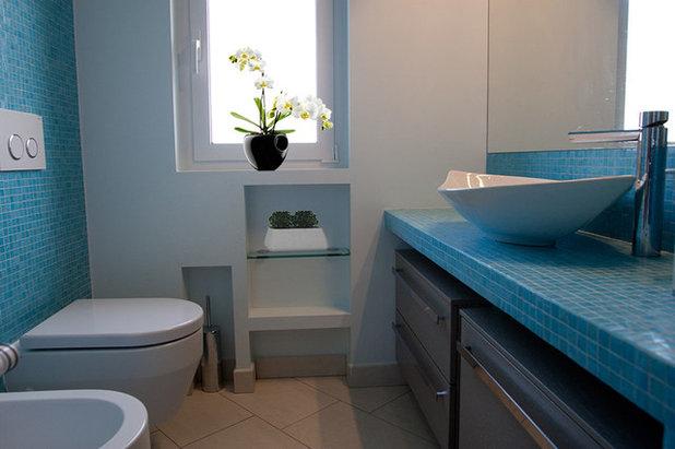 Bagno Sottoscala Altezza : Parla l esperto come ricavare un bagno in più