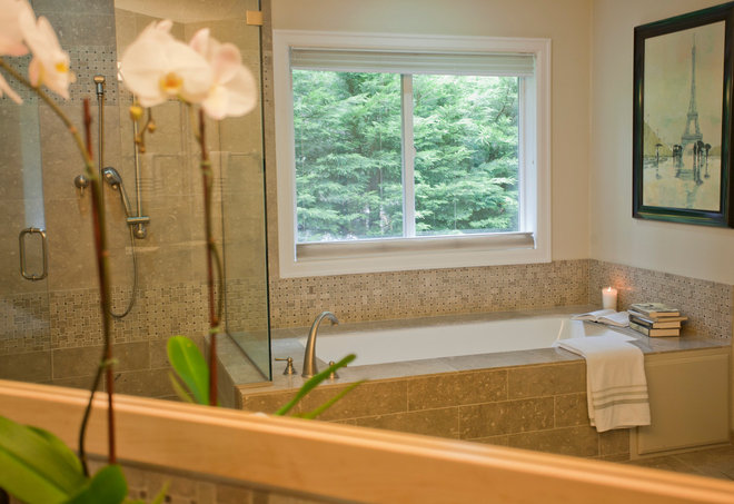 Traditional Bathroom by Amy Troute Inspired Interior Design
