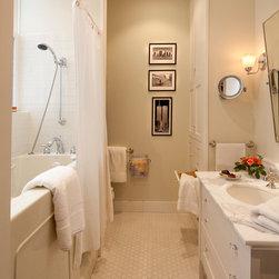 Traditional Medium Size Bathroom Design Ideas Pictures