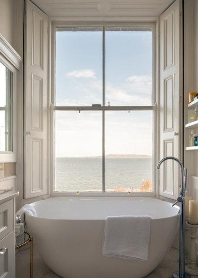 Traditional Bathroom by RMA Architects
