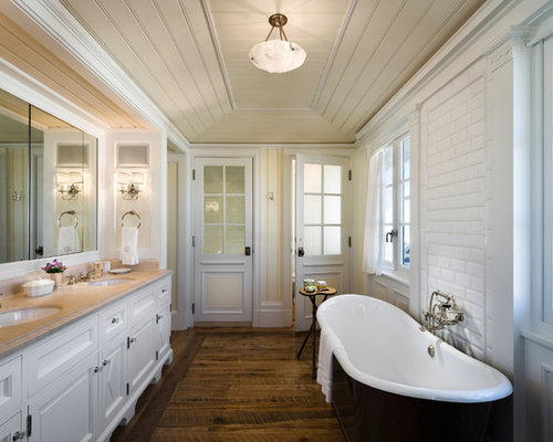 Beach House Bathroom Houzz
