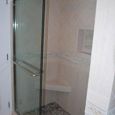 Traditional Bathroom by Lagnappe Custom Interiors