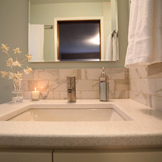 Contemporary Bathroom by Nip Tuck Remodeling