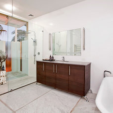 Contemporary Bathroom by GTI Projects