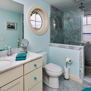 Portland Maine Black And White Tile Bathroom Design Ideas - Bathroom remodel portland maine