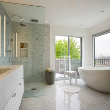 Contemporary Bathroom by Stuart Silk Architects   Limited PS