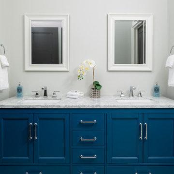 Secondary Bathroom Vanity