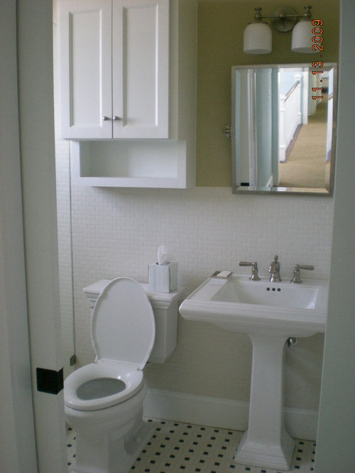 above toilet cabinet houzz. Black Bedroom Furniture Sets. Home Design Ideas