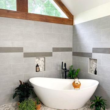 Secret Cove Master Bathroom
