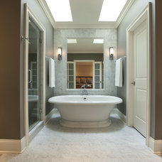 Traditional Bathroom by Michael Abrams Limited