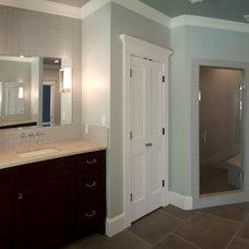 Contemporary Bathroom by RENU Atlanta