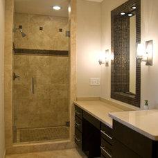 Traditional Bathroom by RENU Atlanta