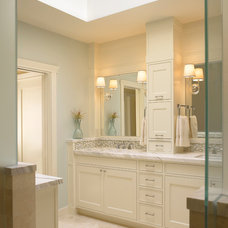 Traditional Bathroom by John Sutton Photography