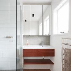 Contemporary Bathroom by BTInteriors