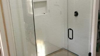 Semi Frameless and Frameless Showers