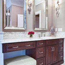 Rizas Master Bathroom