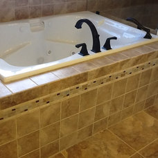 Traditional Bathroom by Laurel Mountain Whirlpools