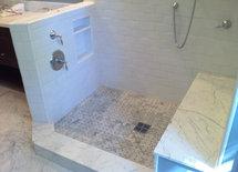 shower tiles, please.  Thanks