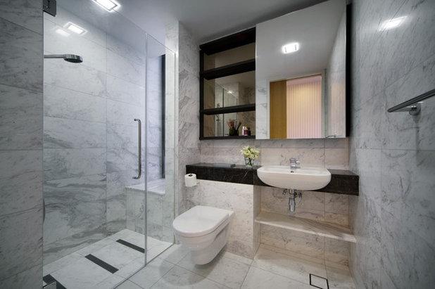 Contemporary Bathroom by Xprado Pte Ltd