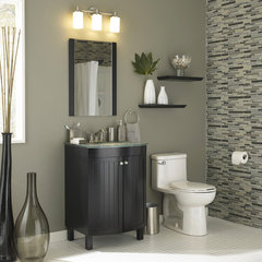 contemporary bathroom by Lowe's