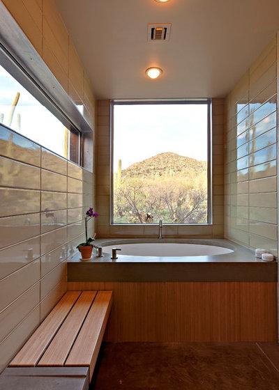 Contemporary Bathroom by Taylordesign + BUILD