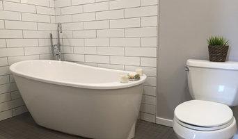 Serene Master Bathroom in Winnipeg, Manitoba