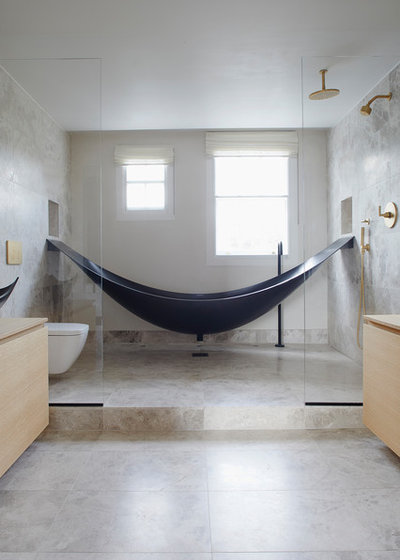 Modern Bathroom by Studio Milne
