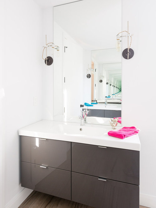 Contemporary Bathroom Vanities Toronto ikea bathroom vanity | houzz