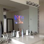 Condo Residence At Sage Building Ubc Modern Bathroom