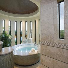 Mediterranean Bathroom Seven Oaks 1