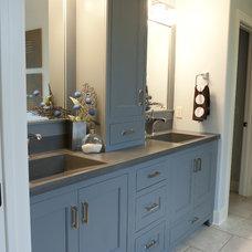 Traditional Bathroom by Epique Homes