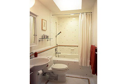 Contemporary Bathroom by SFJones Architects, Inc.