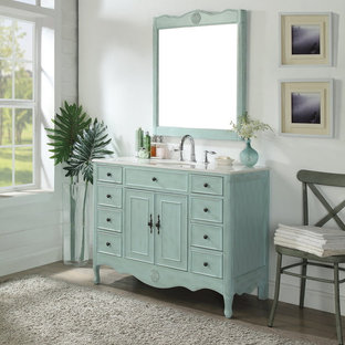 Shabby Chic Bathroom Vanities
