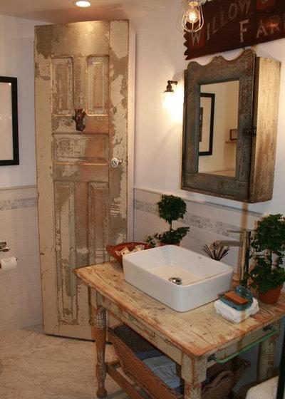 Shabby-chic Style Bathroom Shabby-chic Style Bathroom