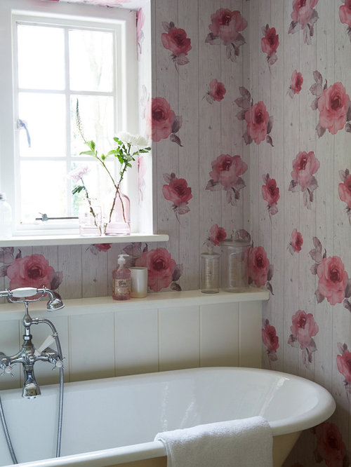 Shabby Chic Style Bathroom Design Ideas Renovations Photos