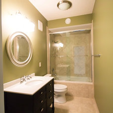Traditional Bathroom by RG Construction & Consulting
