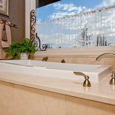 Traditional Bathroom by Logan's Hammer Building & Renovation