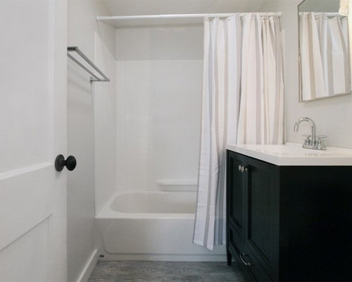 Budget Small Bathroom Design Ideas, Renovations  Photos