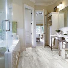 Contemporary Bathroom by Shaw Floors
