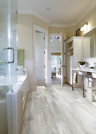 Contemporary Bathroom by Shaw Floors