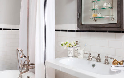 12 Ways to Make Any Bathroom Look Bigger
