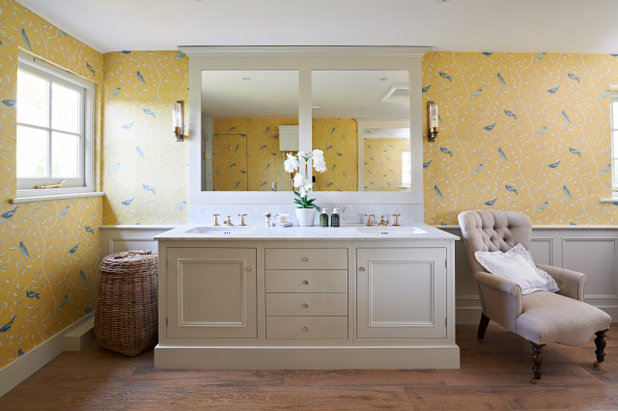 Traditional Bathroom by Cheverell