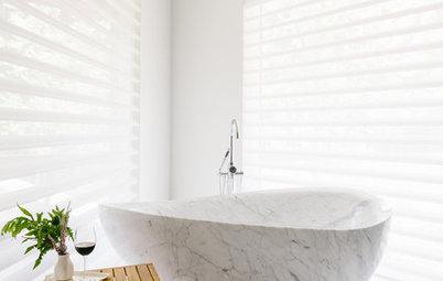 Unikt designade badkar som du aldrig sett maken till förut