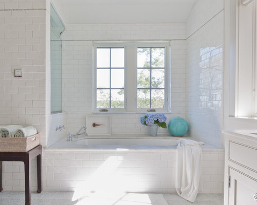 White Subway Tile Ideas, Pictures, Remodel and Decor